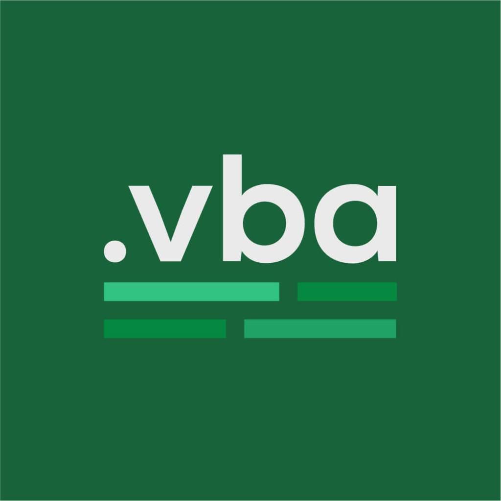 VBA skills logo