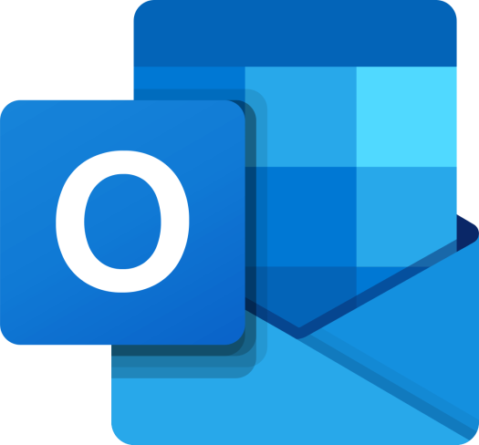 logo outlook send email